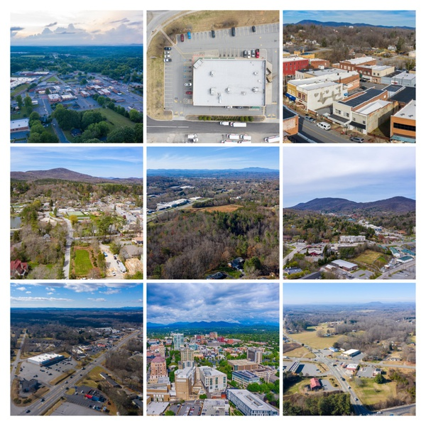 4 years experience in commercial and residential aerial photography