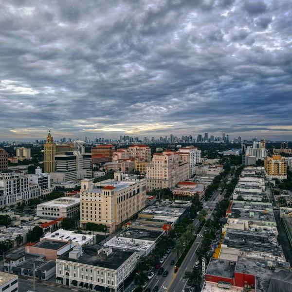 Downtown Coral Gables Florida