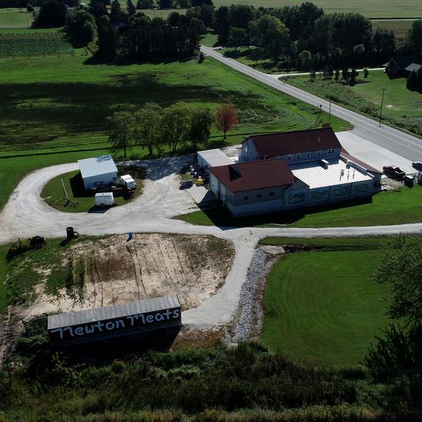 Farm Aerial Shots
