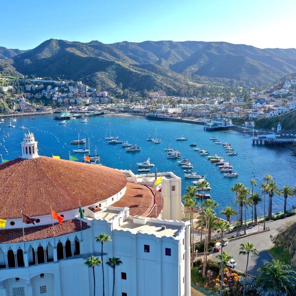 Catalina Island CA.
