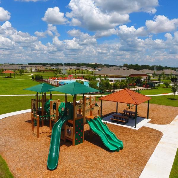 Playground perfect shot
