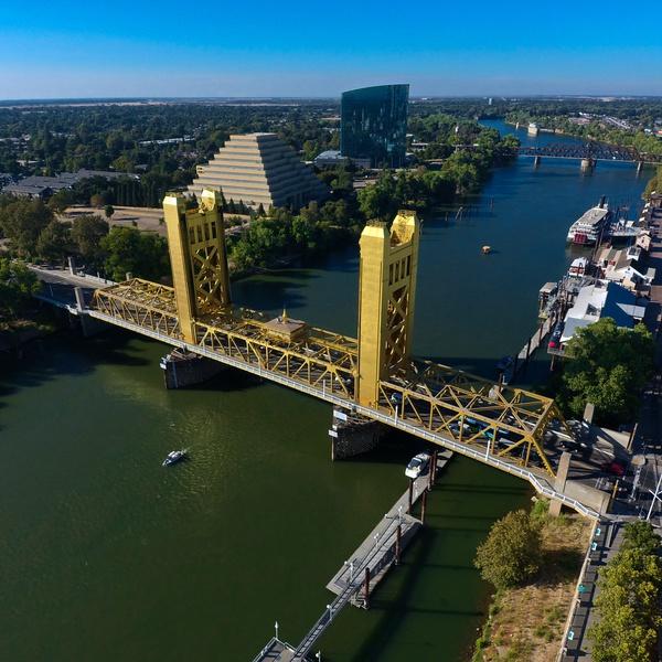 Tower Bridge - Sacramento California