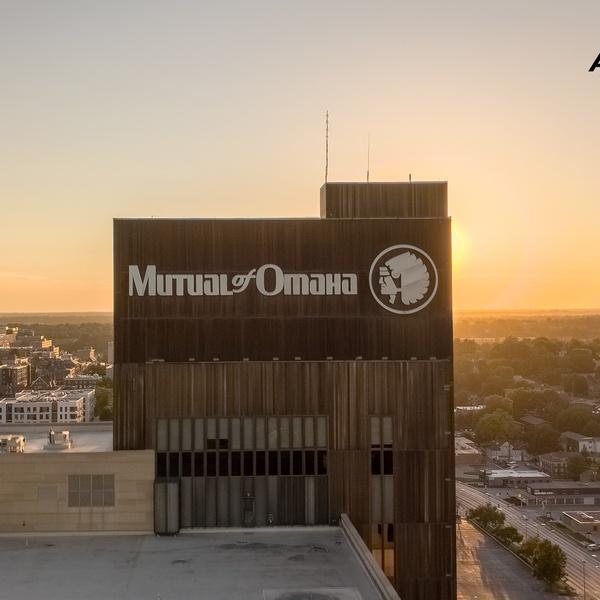 Mutual of Omaha (old Logo)