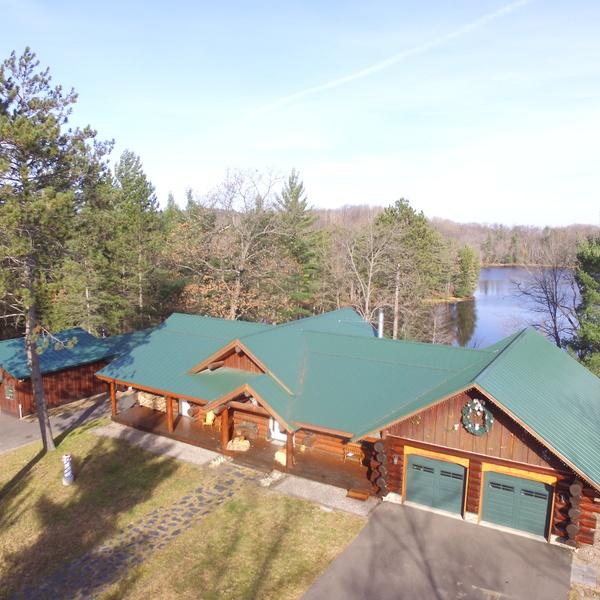 Rhinelander Area Lake Property