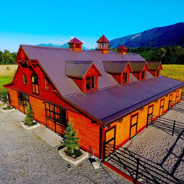 The Kenard Barn
