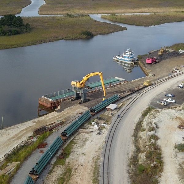 Oil and Gas Pipeline Construction and Transportation