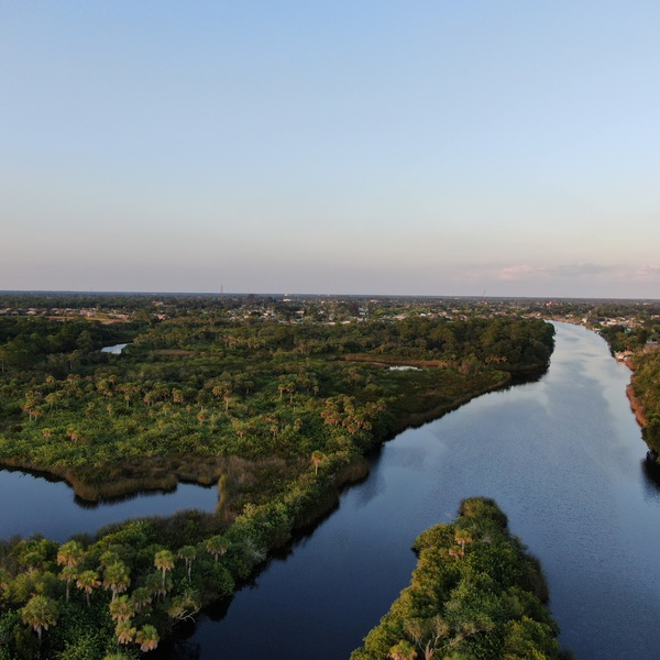 Big Slough Waterway