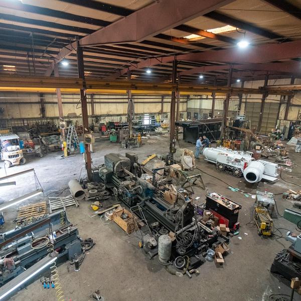 Industrial Site - Interior