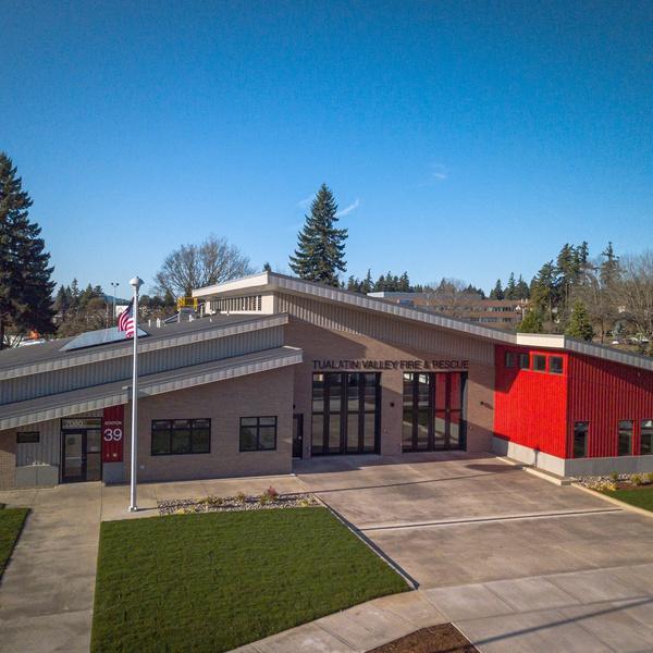 TVFR - Fire Station 39