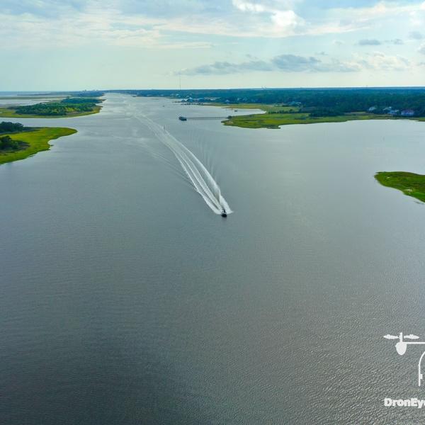 North Carolina Intracoastal Waterway Beauty