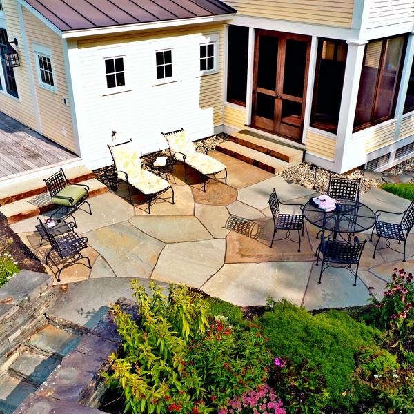 Landscape Design - Garden Patio