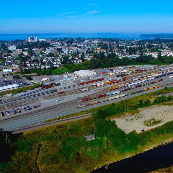 North Everett, WA