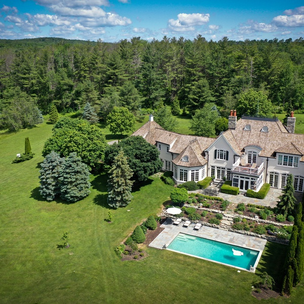 Real estate photography in Goshen, CT