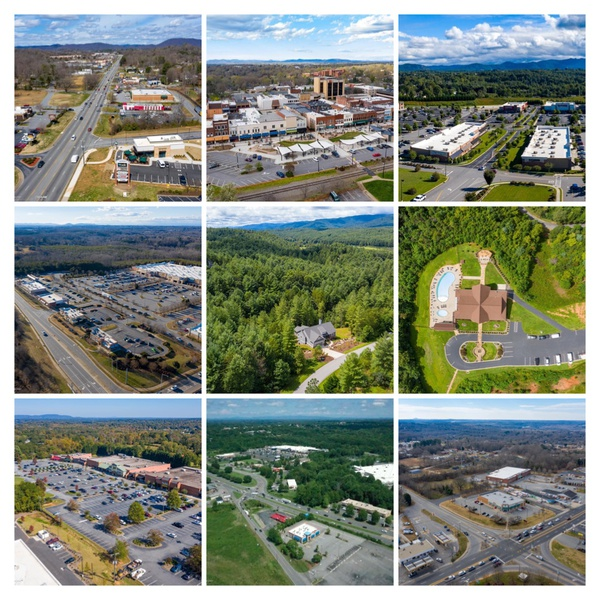 4 years experience in aerial photography