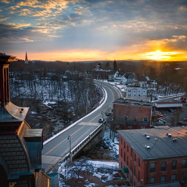 NH Sunset