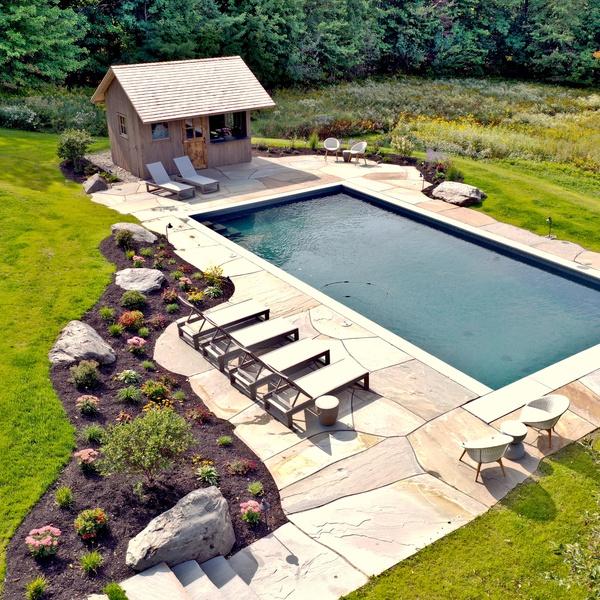 Landscape Design - Pool & Patio