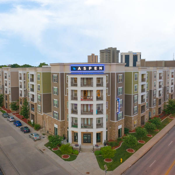 Springfield Missouri Apartment building
