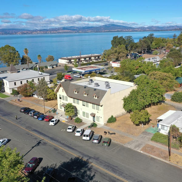 Commercial Real Estate Surrounding View
