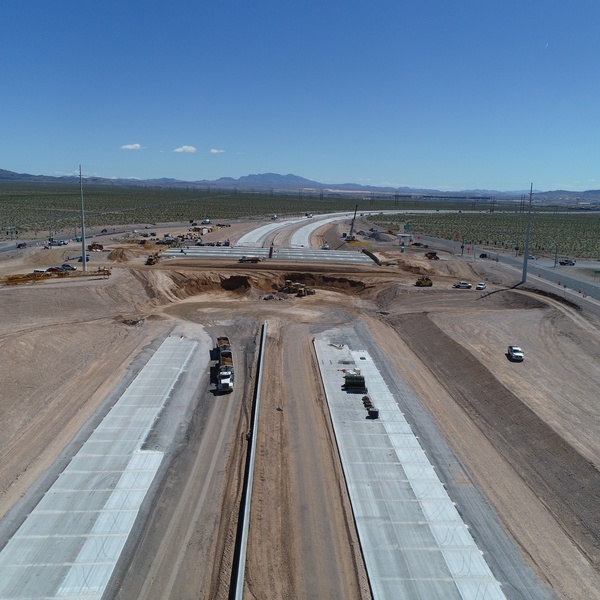 Highway Construction Project