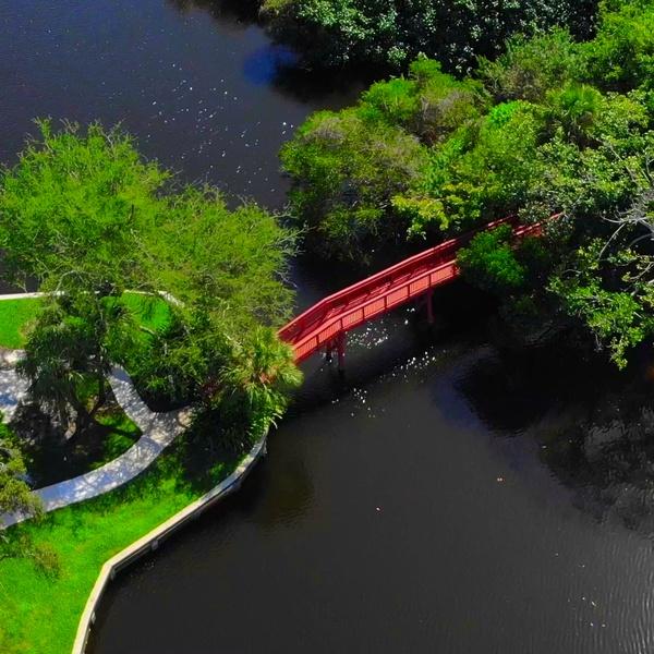 Camino Bridge - Real Estate Brochure Photo