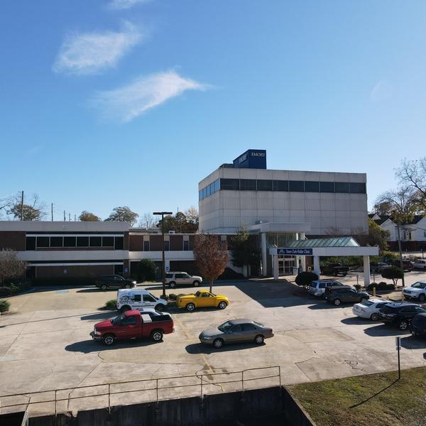 Marketing Photo of local hospital