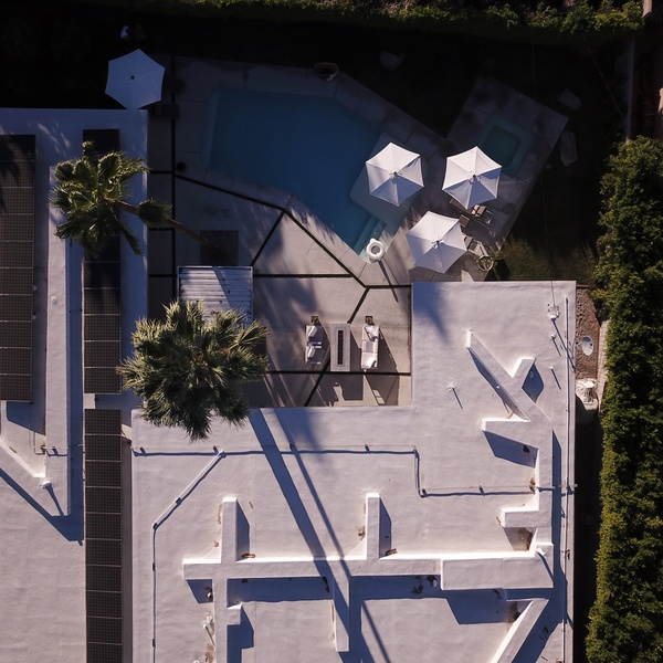 Solar Panel Inspection, Palm Springs, CA