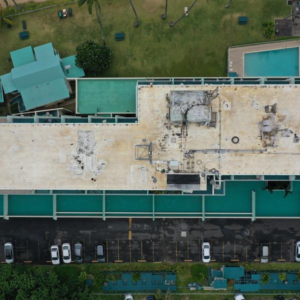 Hauula Roof Survey