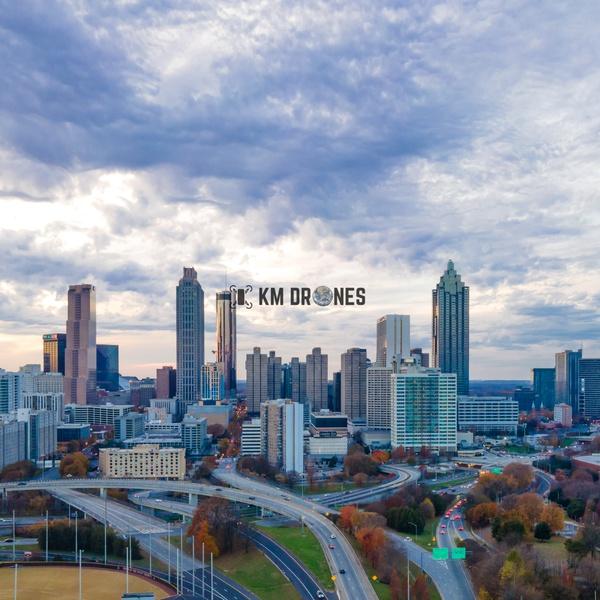 Atlanta GA Mavic Air 2 HDR