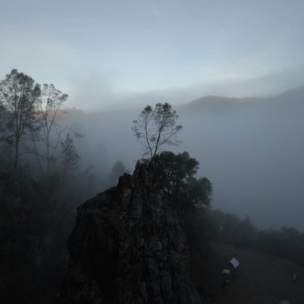 Quarry Fog 1