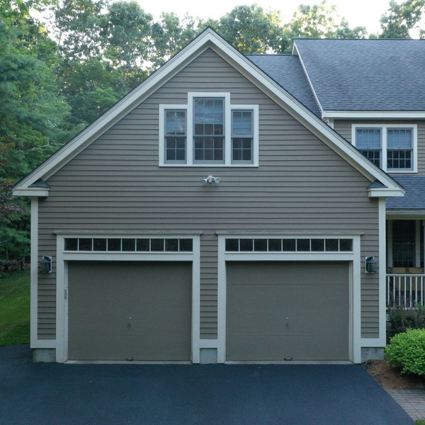 House Garage View