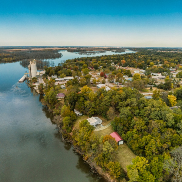 Aerial Photography - Albany, IL