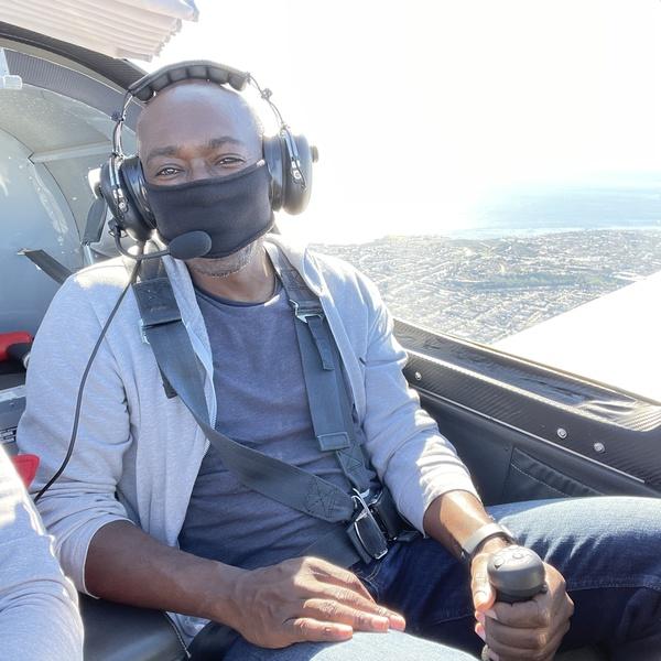 Flying LSA