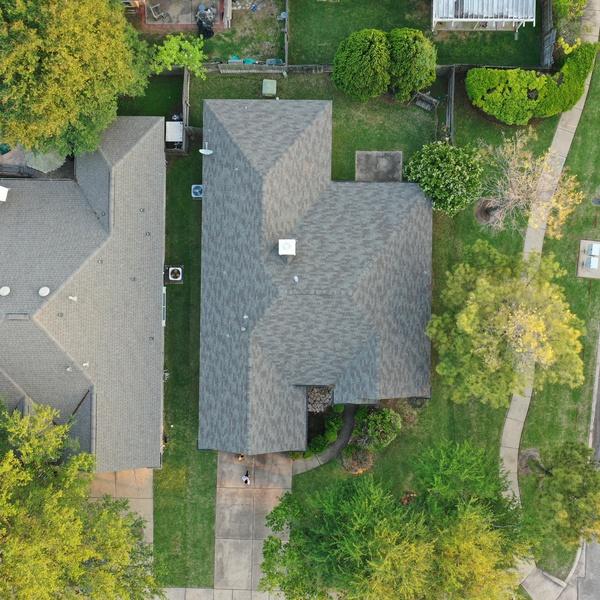 Real estate/ overview shot