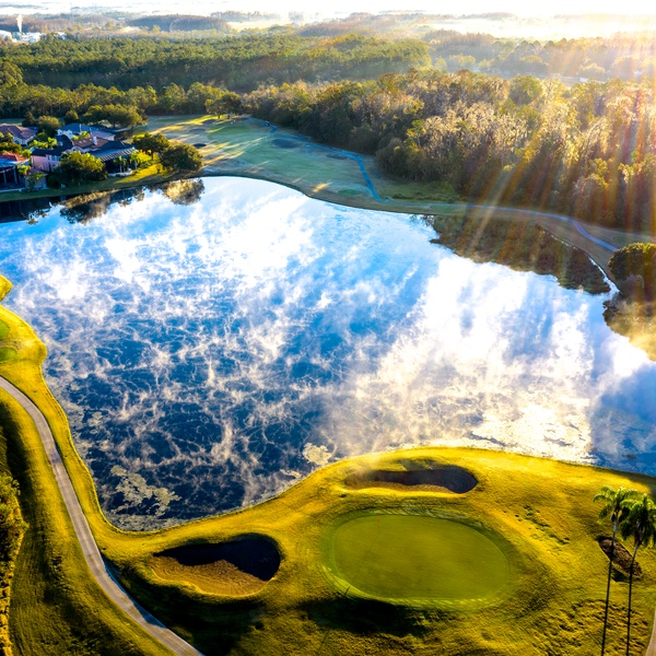 Landscape and Golf Demo