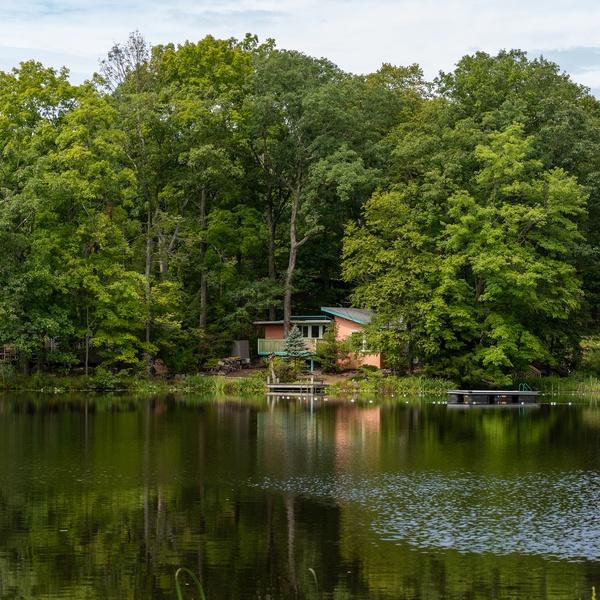 Sparta, N.J. Lake property