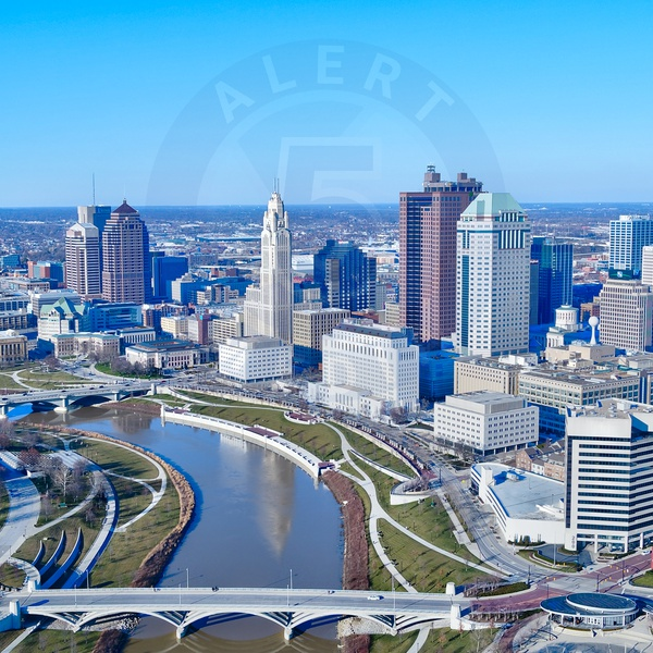 Columbus, Ohio Early Spring 2020
