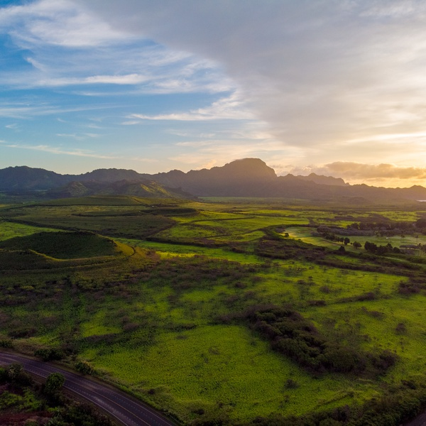 Sunrises in Kauai