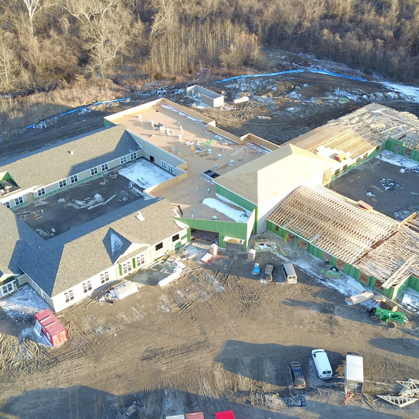 Construction Progression Shoot