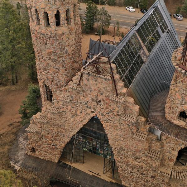 Bishops Castle Colorado