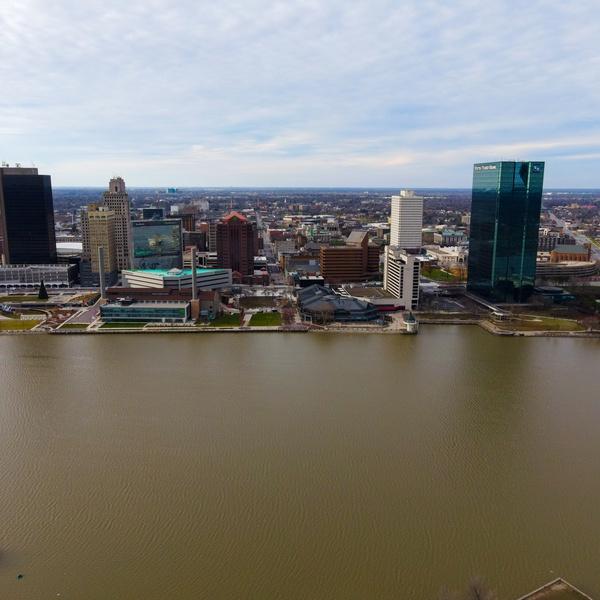 Downtown Toledo, Ohio