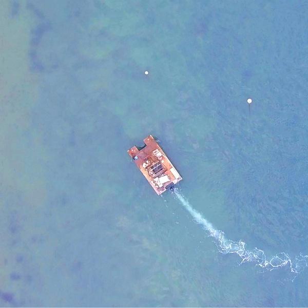 Barge Photo Martha's Vineyard