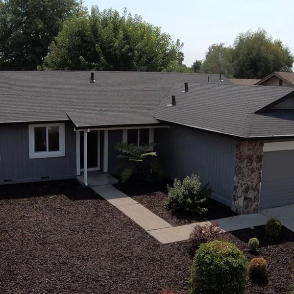 Real Estate Aerial Photo