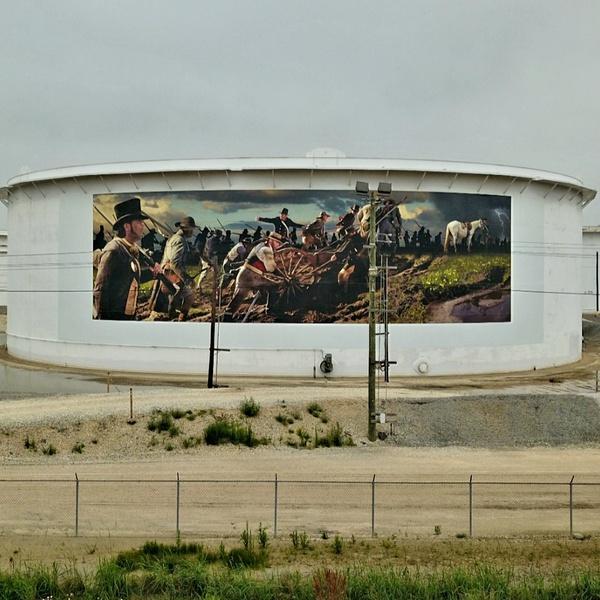 Texas Tank