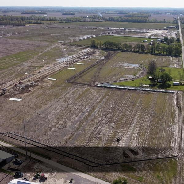 Cincinnati, OH - Solar Farm Construction (3)