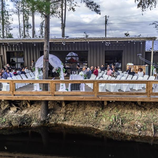 Wedding, Over the pond