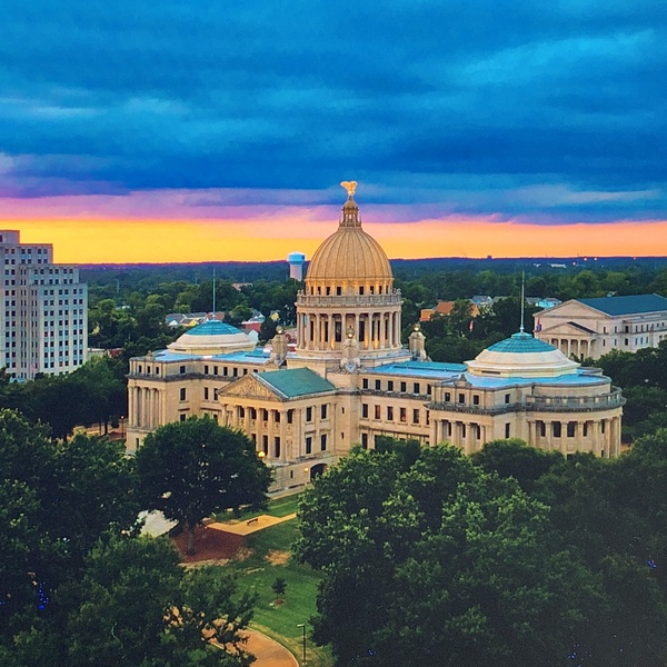 Mississippi State Capitol Building