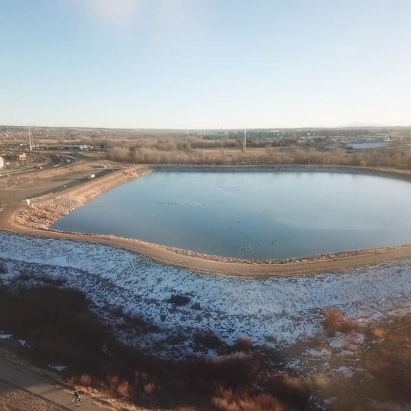 Sulphur Gulch Reservoir
