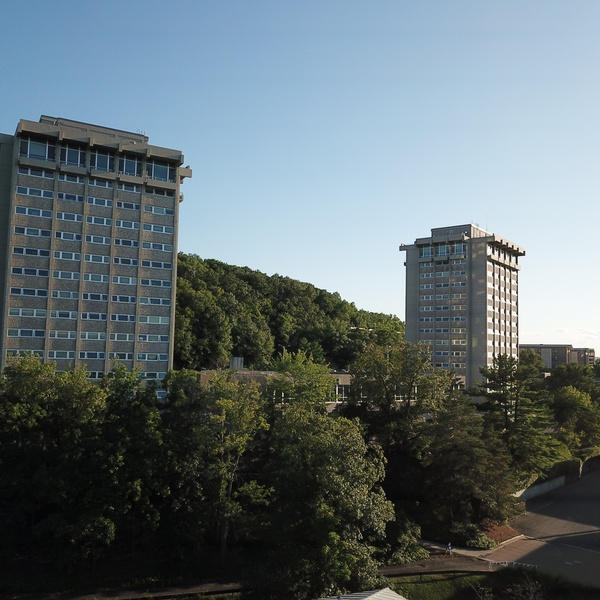 Ithaca College Towers, NY