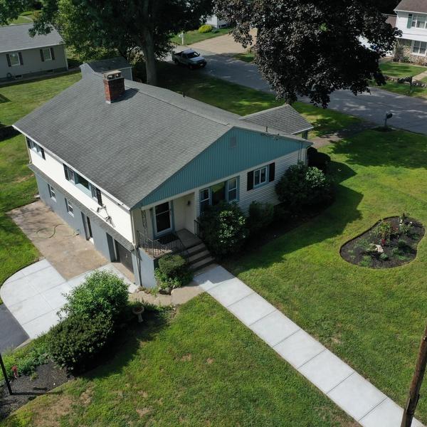 Aerial Real Estate