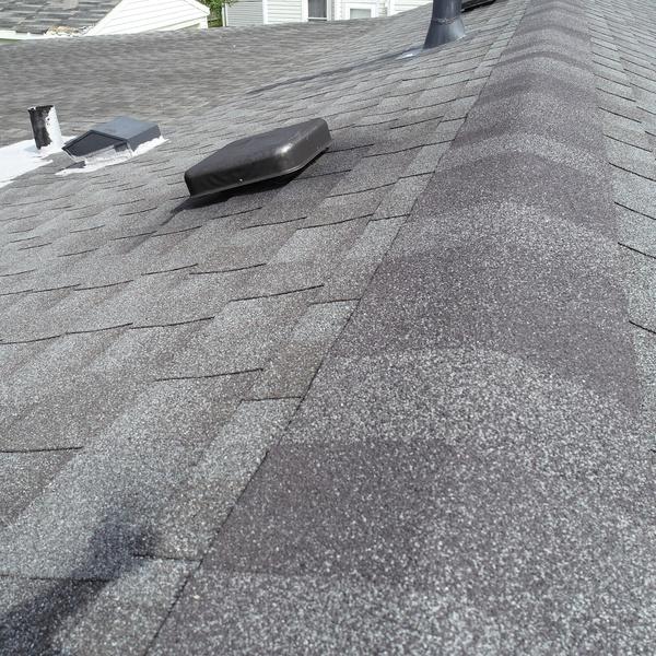Roof Aerial Cap Close-up